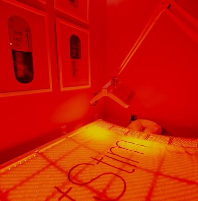 LightStim Treatment bed